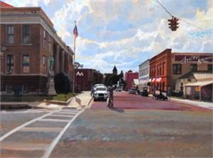 Austin Street, Jefferson