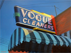 Vogue Cleaners