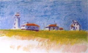 Machias Seal Island Light, 1978