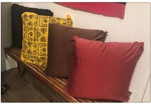 Silkscreen Pillows