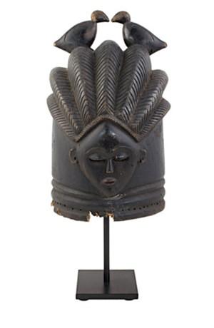Mende Mask Sierra Leone, c1930