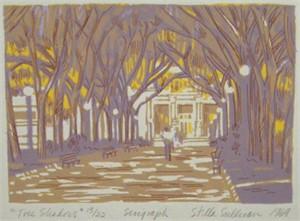 Tree Shadows (1/22), 1969
