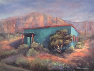 Turquoise House (Edition ), 2019