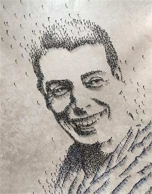 DiMaggio (SOLD), 2019