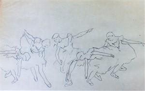Dancers #18, 1928