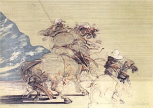 Don Quixote & Sancho Panza (27/30), 1979