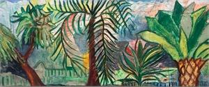 Array of Palms, 2019