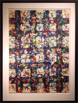 Untitled Original Signed and Numbered Lithograph (38/28)