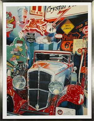 Car Museum, c.1990