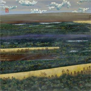 Hidden Lakes by H.M. Saffer II