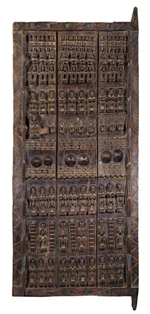 House Door - Dogon, Mali, c.1940