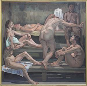 The Sauna, 1982