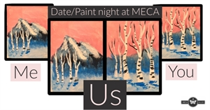 Sip and Paint: Date Night, Friday, February 14th 2020