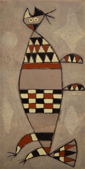 Creature Bird, c. 1945