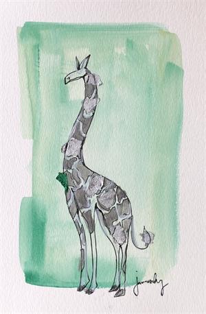 Giraffe, 2020