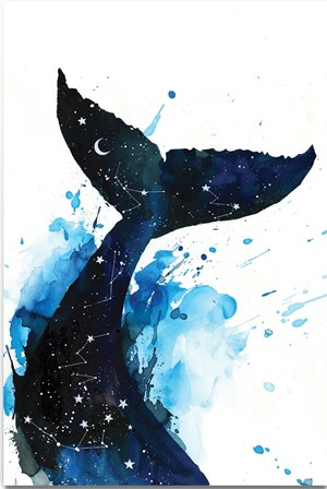 Cosmic Whale (Edition 1), 2018