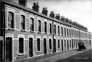 No. 242 Row Houses, Dublin Ireland