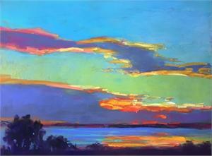 Sky Lights by Linda Richichi