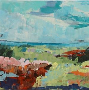 Spring Break by Sarah Caton Wynne