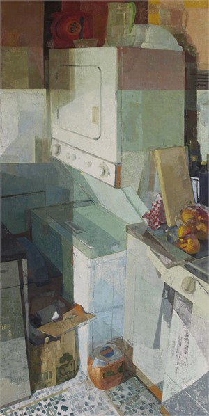 Washer Dryer, 2018