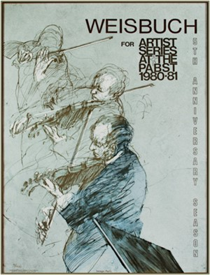 Artist Series at the Pabst (3/100), 1981
