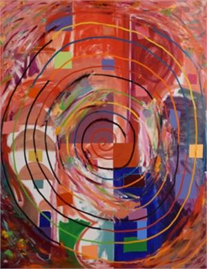 Untitled (Spiral), 1980