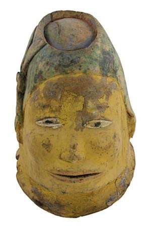 Makonde Mask Tanzania, c.1960