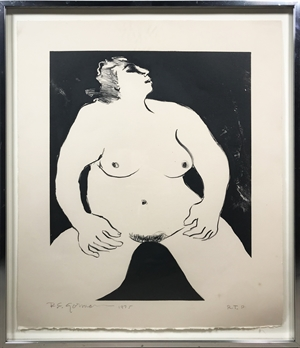 NudeFemale, Ed. R.T.P. by R.C. Gorman