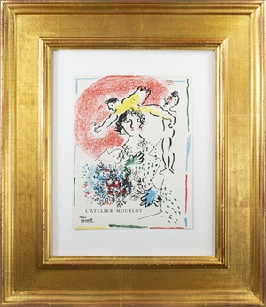 Cover by Marc Chagall