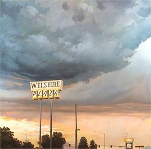 Storm Over Colorado Boulevard