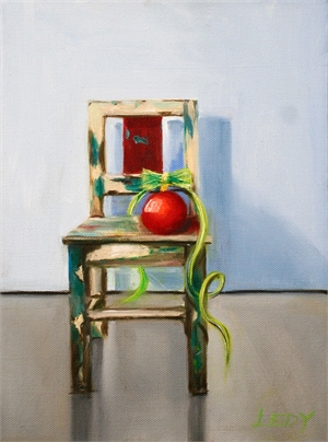 Cheery Chair by Pia Ledy