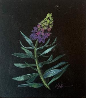 Gouache Flower