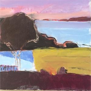 Landscape 6 by Christel Minotti