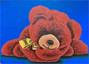 """Bear Series """"Cute Bear"""", 2019"""
