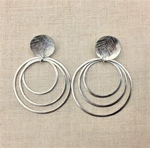 1423-2 Earrings, 2019