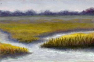 Low Country Triptych 3