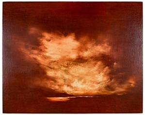 Sienna Painting 04, 2009