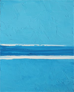 Surfs Up (Blue)