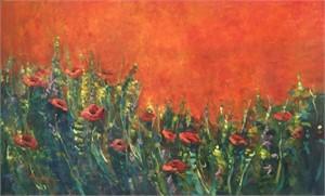 Untitled, Italian Poppies