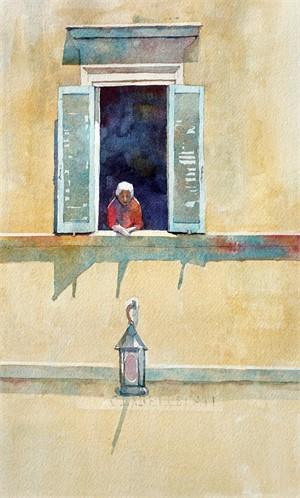 Trastevere Window 1