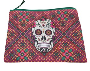 "Vanity Bag - Calavera ""The Smile"""