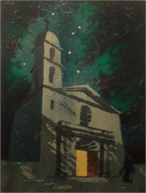 Solitude, c. 1940