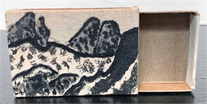 Mountain Visions matchbox 6