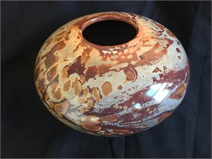 Marbled Salt Glazed Pottery