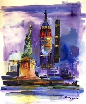 NYC by Dirk Walker