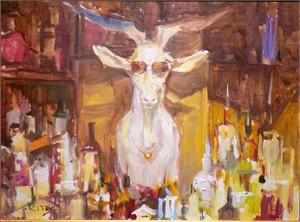 Sir William Thirsty Goat, 2018