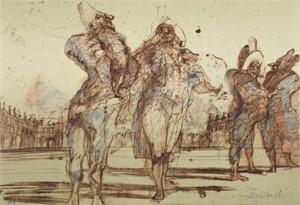 Commedia dell'arte, E.A., 1974