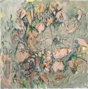 Magnolia Study II by Billie Bourgeois