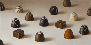 Fifteen Chocolates, 2018