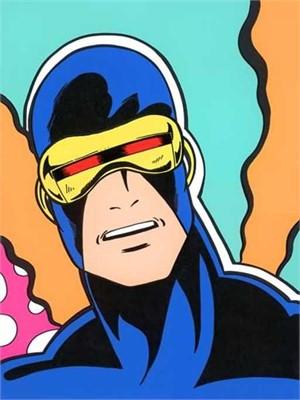 X-Men (Cyclops) (96/250), 2000
